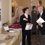 2008 Legislative Breakfast: Rep. Williams & Angela Boyle