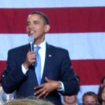 Obama at Healthcare Rally in Portsmouth NH
